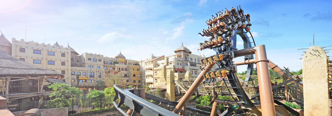 Phantasialand arrangementen